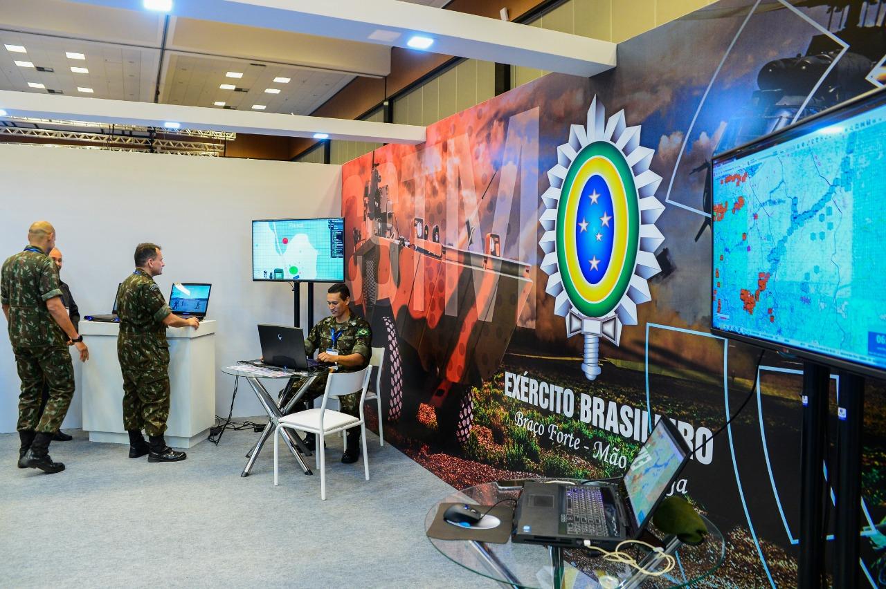 8ª Edição da Conferência de Simulação e Tecnologia Militar tem participação do Exército Brasileiro