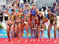 Brasil conquista prata e bronze