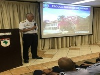 Comandante da ESG faz palestra para ADESG