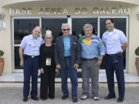 FAB recorda visita de astronautas ao Brasil