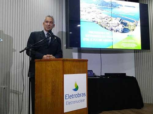 Amazul assina contrato para atuar em projeto de extensão da vida útil de Angra 1