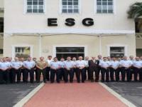 ESG recebe comitiva da Escola Superior de Guerra