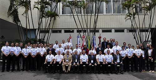 Escola de Guerra Naval sedia o XVII Jogo de Guerra Multilateral