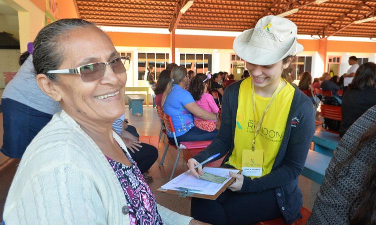 Participação em processo seletivo para operação do Projeto Rondon no Paraná vai até sexta-feira
