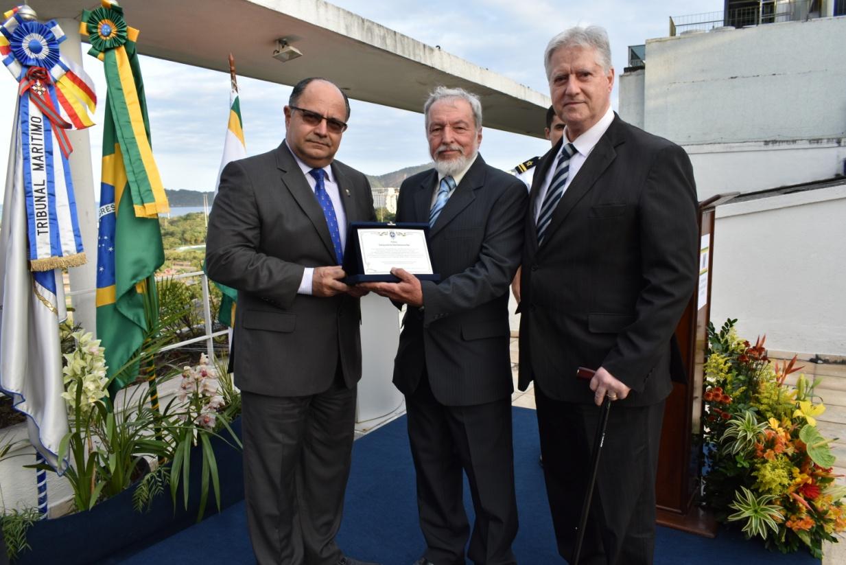 Tribunal Marítimo entrega prêmio Salvaguarda da vida humana no mar
