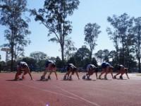 Atletas das Academias Militares quebram recordes no atletismo da NAVAMAER