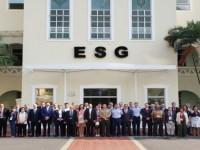CGERD visita a ESG
