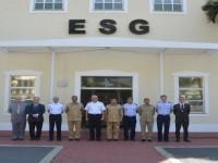 ESG recebe integrantes da NDU