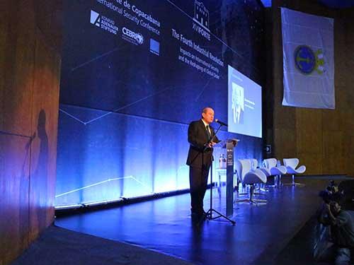 Escola de Guerra Naval sedia a XVI Conferência de Segurança Internacional do Forte de Copacabana