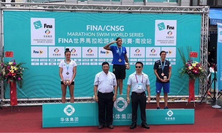 Sargento Ana Marcela Cunha fatura sua nona medalha de ouro em 2019