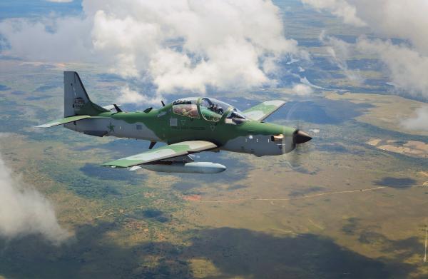 A-29 completa 15 anos de operação na FAB