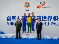 21 medalhas para o Brasil