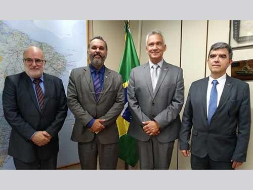 Amazul e Comissão Nacional de Energia Nuclear assinam nova parceria na produção de radiofármacos