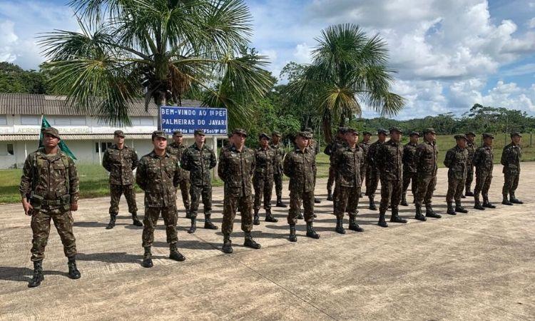 Calha Norte investe nos Pelotões Especiais de Fronteiras para minimizar isolamento dos militares e garantir a soberania nacional