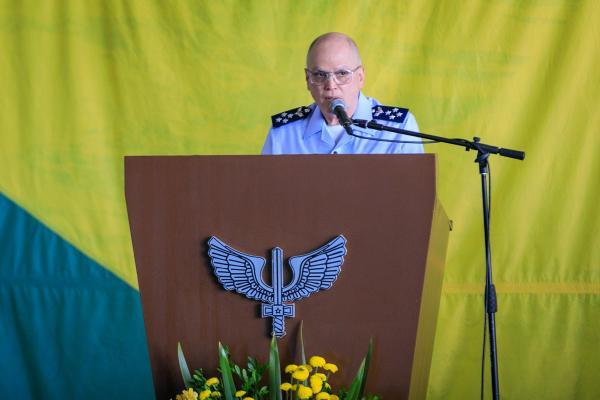 FAB realiza Celebração Inter-Religiosa em Ação de Graças pelo Mês da Asa