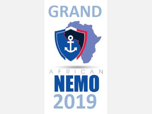 Marinha do Brasil tem participação inédita na Comissão Grand African NEMO 2019