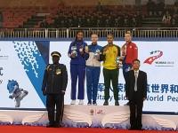 Taekwondo garante medalha de bronze pro Brasil