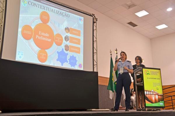 Trabalho sobre gestão de custos de Unidade da FAB é premiado em congresso internacional