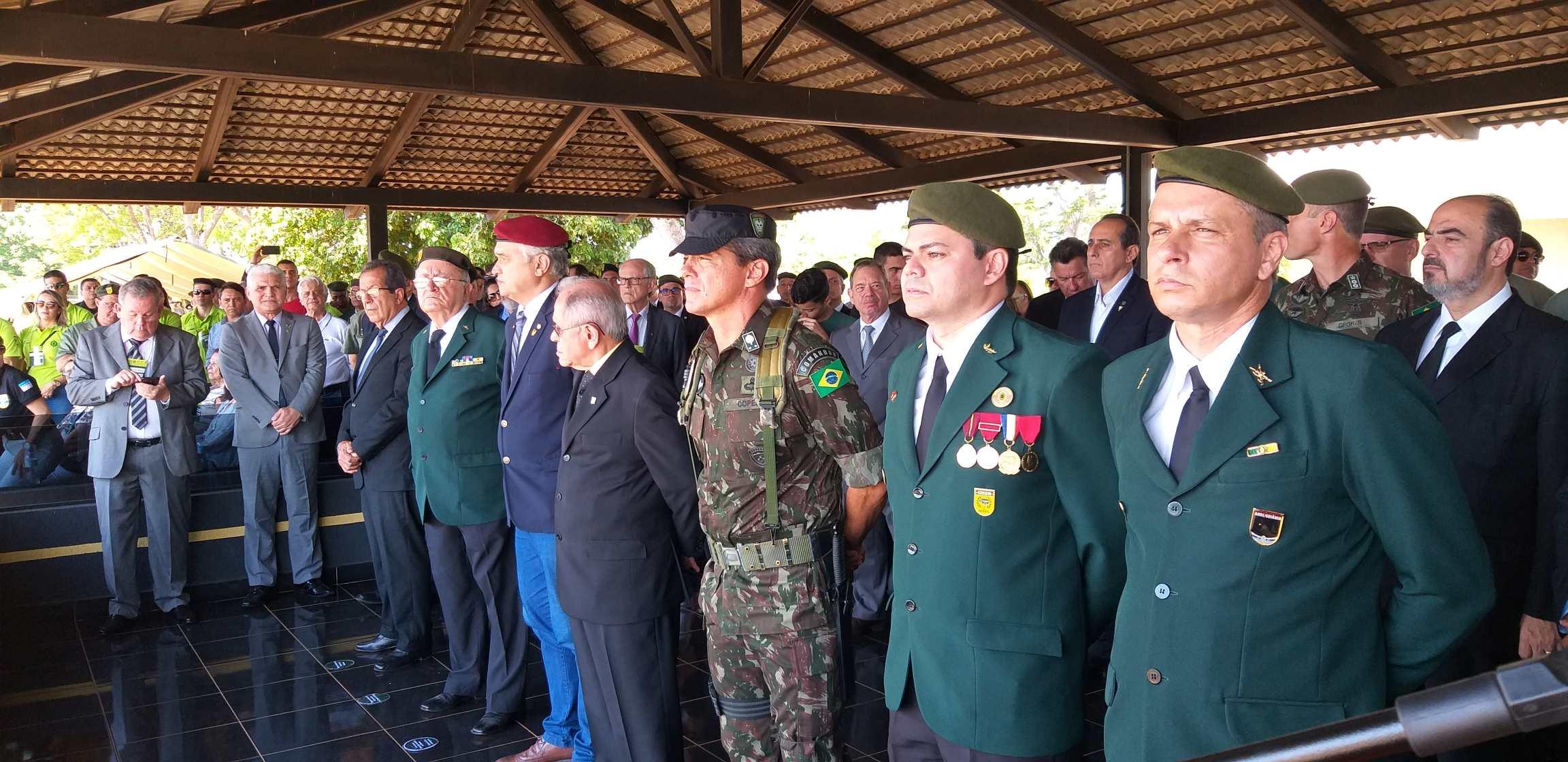 XXI Encontro Nacional de Oficiais da Reserva R/2 do Exército ENOREx,  GOIANIA