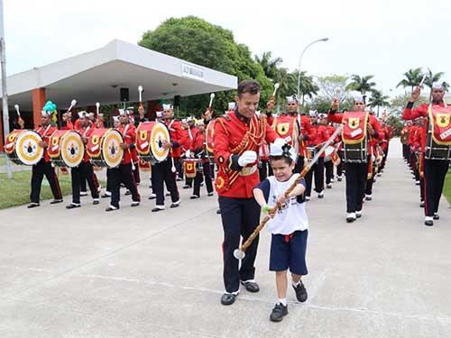 """CIAMPA promove evento """"Um dia de Fuzileiros Naval e Marinheiro"""""""