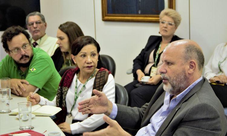 Censipam busca acordo com UnB para pesquisas sobre desenvolvimento sustentável