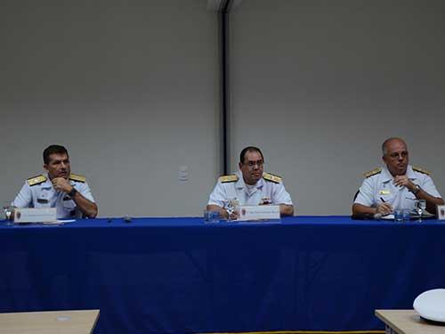 Centro de Operações de Paz de Caráter Naval apresenta painel internacional sobre a UNIFIL