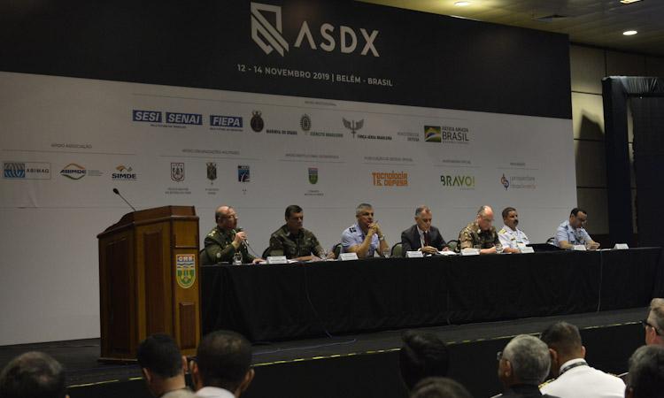 Defesa, Forças Armadas e GSI debatem o futuro da Amazônia