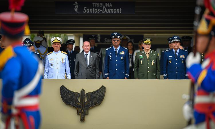Estado-Maior Conjunto das Forças Armadas comemora 9 anos de atuação
