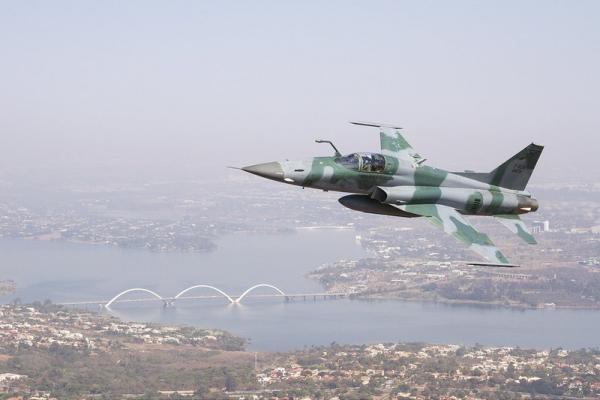 FAB intensifica ações de Defesa Aérea durante a XI Cúpula do BRICS