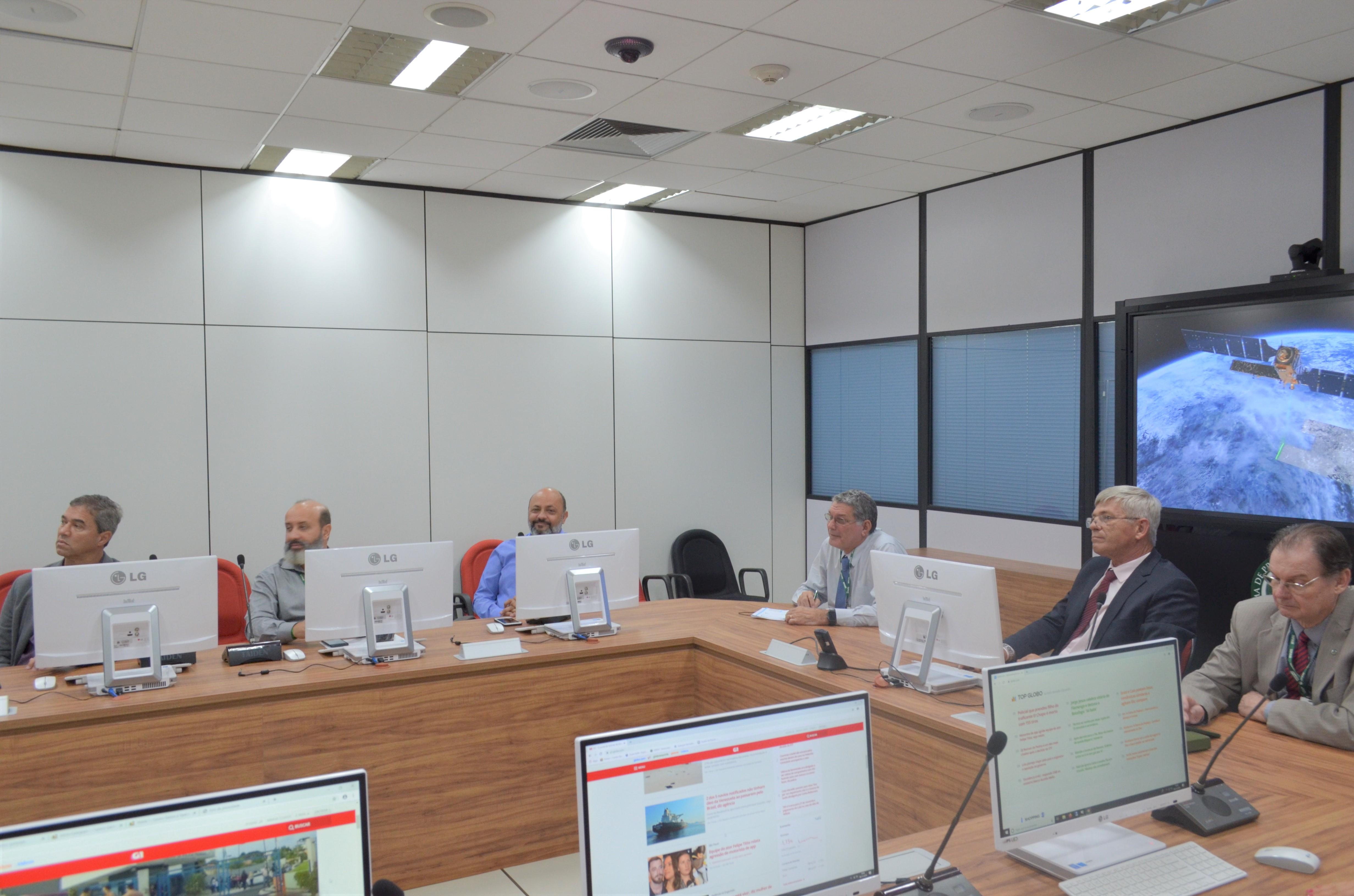 Gerentes regionais participam do planejamento estratégico do Censipam