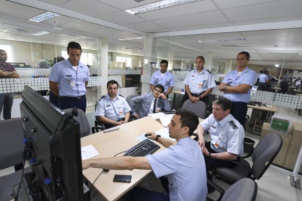 Instituto de Cartografia Aeronáutica realiza parceria com o Uruguai