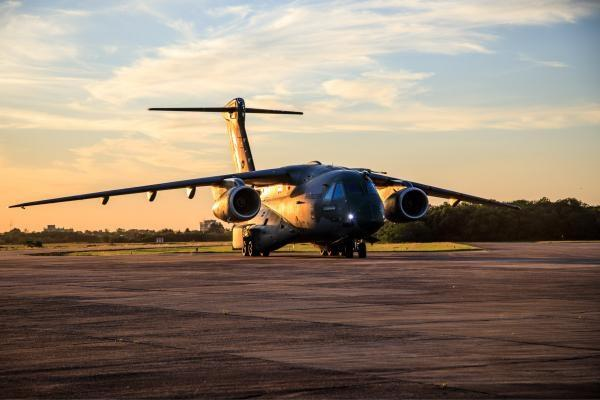 "KC-390 Millennium conquista o prêmio Laureate Awards na categoria ""Best New Product"""