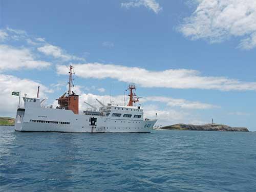 Marinha amplia monitoramento das águas no sul da Bahia