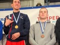 Militares brasileiros conquistam quatro medalhas em torneio de boxe
