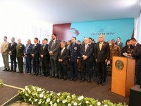 Militares da FAB recebem Medalha Santos Dumont do Governo de Minas Gerais