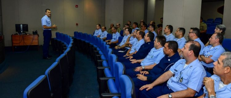 Militares participam do Estágio para Adidos de Defesa Brasileiros 2019