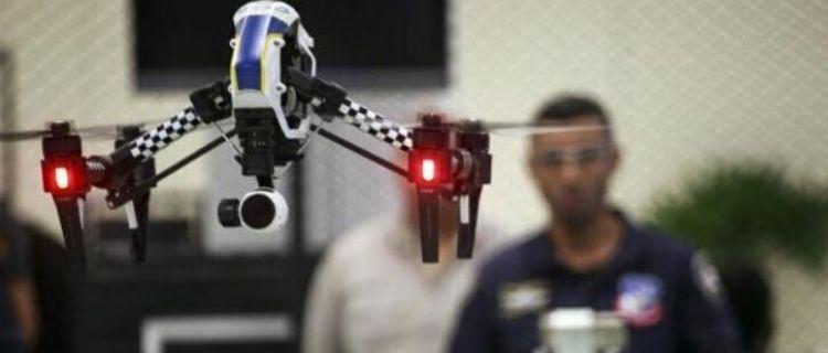 Sociedade pode sugerir medidas de segurança para uso de drones