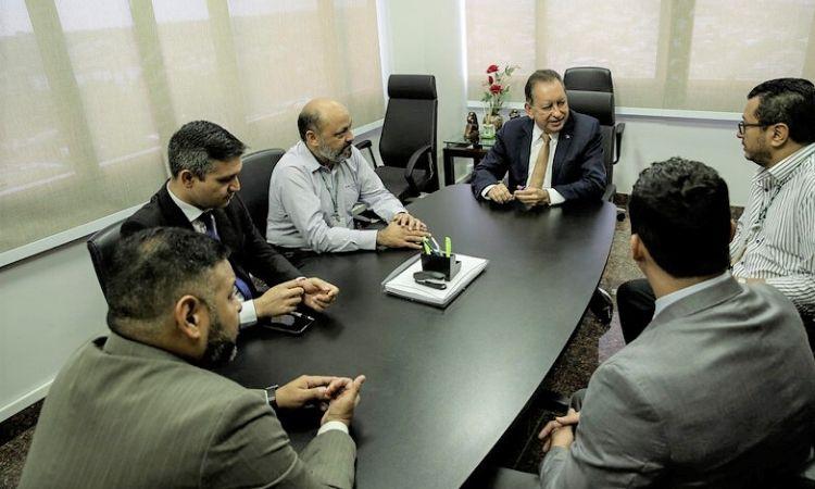 Tribunal do Amazonas e Censipam alinham parceria para acesso à internet nos fóruns estaduais