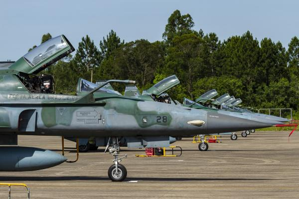 Unidades da FAB de todo o Brasil se reúnem no Exercício Operacional Tinia