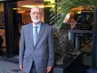 Prof Domicio Proença na Fundação CESGRANRIO (Acervo I. B.)