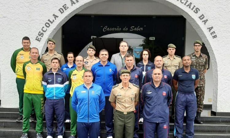 3ª Reunião da Alta Direção do Esporte Militar (RADEM) e 1ª Reunião de Preparação das Competições Escolares/2020