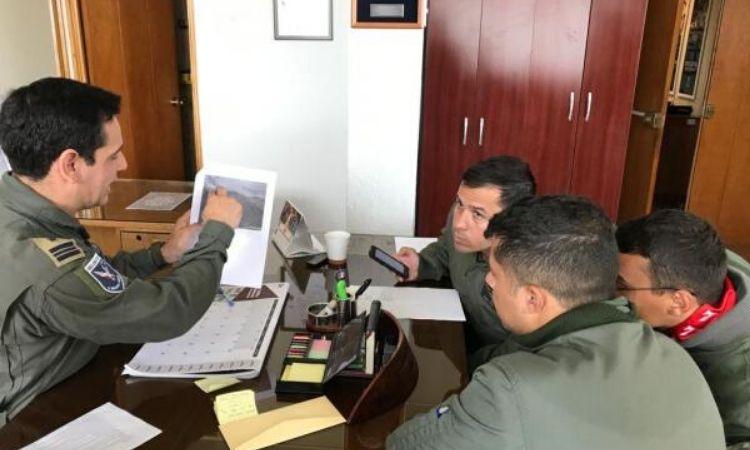 Aeronave da FAB chega ao Chile para apoio às buscas ao C-130 desaparecido