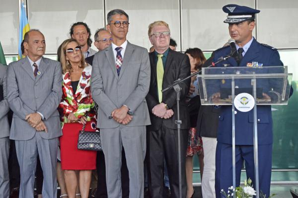 Ala 10 participa de inauguração do Centro Cultural Trampolim da Vitória