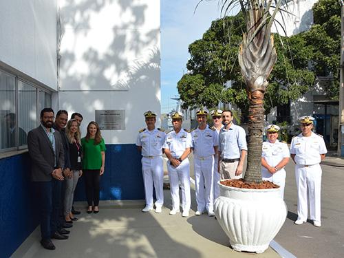 Base Naval do Rio Janeiro finaliza obra de eficiência energética em conjunto com a ENEL Distribuição RIO