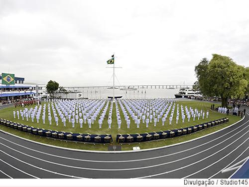CIAW forma 347 novos Oficiais para a Marinha do Brasil