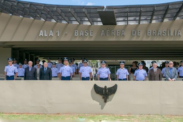 Força Aérea realiza cerimônia alusiva ao Dia da Infantaria da Aeronáutica