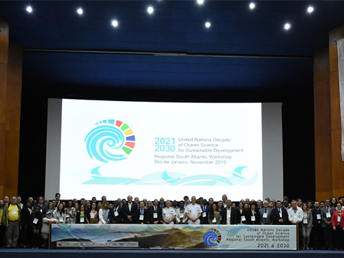 Diretoria de Hidrografia e Navegação promove seminário internacional sobre ciência oceânica