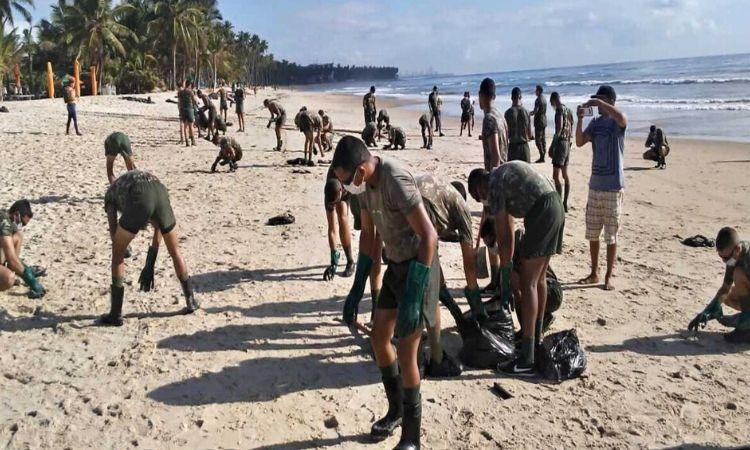 EMCFA comanda o trabalho integrado das Forças Armadas