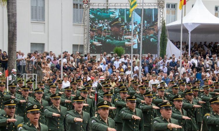 Escola de Sargentos das Armas forma 573 alunos
