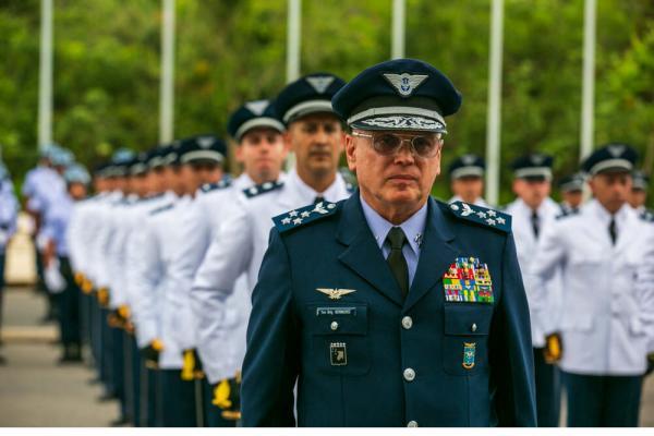 FAB forma 106 novos Oficiais no Centro de Instrução e Adaptação da Aeronáutica